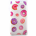 Donuts Pattern Material TPU Phone Case for Huawei P9 P8 Lite P9 Lite