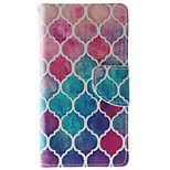 Camouflage Color Pattern PU Leather Full Body Case with Stand and Card Slot for HTC Desire 626
