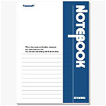 Yaron Pb K7 / 40 Soft Copy A5 Notebook With Plastic Yaron Soft Manuscripts Notepad Office Specials
