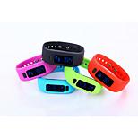 Unisexe Montre de Sport / Smart Watch / Bracelet Montre / Bracelet de Montre NumériqueTélécommande / Chronographe / Etanche / penggera /
