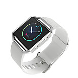 Fitbit Blaze Watch Band Soft Adjustable Silicone Watch Band Wrist Strap For Fitbit Blaze Smart Watch Frame NOT Included