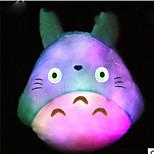 1 stk fargerike farge skiftende romantisk bursdagsgave Totoro styrke nattlys