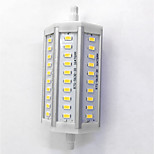 R7S 118mm 30x 5630SMD 10W Warm White / Cool White900LM 220Beam Horizontal Plug Lights  Flood Light AC85-265V