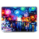 1 pezzo Anti-graffi Di plastica trasparente Decalcomanie A fantasia PerMacBook Pro 15 '' con Retina / MacBook Pro 15 '' / MacBook Pro 13