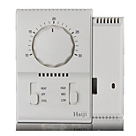 Mechanical Central Air-Conditioning Thermostat(Temperature Range 5~30° C ;AC-220V)