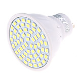 4.0 GU10 Focos LED MR16 60 SMD 2835 350 lm Blanco Cálido / Blanco Fresco Decorativa AC 100-240 V 1 pieza