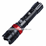U'king Cree XR-E Q5 LED  1 Mode 1000LM  Adjustable Focus Outdoor Flashlights