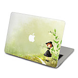 MacBook Front Decal Sticker Girl For MacBook Pro 13 15 17, MacBook Air 11 13, MacBook Retina 13 15 12