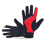 Activity/ Sports Gloves Cycling/Bike Unisex Full-finger Gloves Anti-skidding / Wearproof / Windproof / Ultraviolet ResistantSpring /