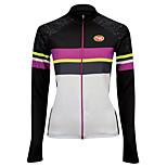 Sports Cycling Tops Women's Bike Wearable / Ultra Light Fabric Long Sleeve LYCRA® / Terylene / CoolmaxClassic