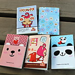 Super Cute Portable Notebook