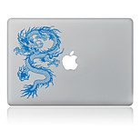Blue Dragon  Decorative Skin Sticker for MacBook Air/Pro/Pro with Retina