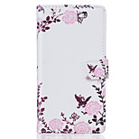 PU Leather Material Garden Pattern Phone Case for Huawei P9 Lite/P9/P8 Lite
