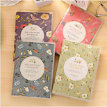 Choi Korean Version Of The Bird Book Series Pouches Notepad Notebook Soft Copy Stationery Wholesale