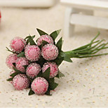 Diy Materials Accessories Handmade Garland Simulation Mulberry Fruit Arbutus Christmas Gift Accessories