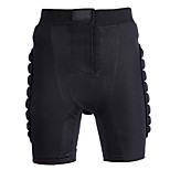 Sports Bike/Cycling Shorts Unisex Wearable / Anti-skidding / Compression / Comfortable Spandex / Mesh Classic BlackXS