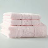 Disconnect Jacquard Bamboo Bamboo Fiber Customized Set Of Towels
