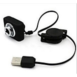 Mini USB2.0 30FPS 800W Pixel HD Desktop Computer Camera Webcam