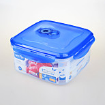 YOOYEE Brand BPA Free FDA Certificate Lockable Cracker Storage Container