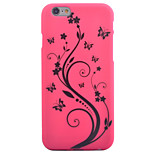 Per Custodia iPhone 6 / Custodia iPhone 5 Fantasia/disegno Custodia Custodia posteriore Custodia Fiore decorativo Morbido TPU AppleiPhone