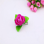 Wearing Wreath Headdress Tour Women'S Bridal Hair Accessories Headband Beach Photos