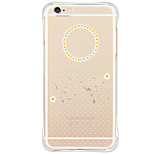 Pattern Daisy Flowers Soft Shockproof Back Cover Case Foundas For Apple iPhone 6s Plus/6 Plus/iPhone 6s/6/iPhone SE/5s/5
