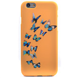 Butterfly Pattern Painting Super Soft TPU Phone Case for iPhone 5 5S SE 6 6S