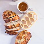 1 Stück Kuchenformen Neuheit Kreisförmig Für Plätzchen Für Brot Für Kuchen Kunststoffumweltfreundlich Kreative Küche Gadget Neuartige