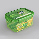 Household Item Clip Lock Storage Container 1.6 Liter