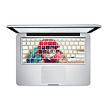 Super MOE Color 004 Keyboard PVC Scratch Proof For MacBook Air 11 13 15,Pro13 15,Retina13 15,MacBook12