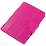 Newest Style 7 inch Universal Case PU Leather Stand Cover Case For Huawei MediaPad T1 7.0 3 fold Universal Case