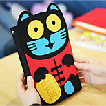 Lucky Cat Monkey Loose-Leaf Notebook A5 Notepad Stationery Korea