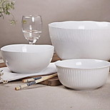 Guess Contracted high-temperature White Porcelain Ceramic Series