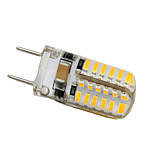 3W G8 Luces LED de Doble Pin T 48 SMD 3014 250-280 lm Blanco Cálido / Blanco Fresco Decorativa AC 110-130 V 1 pieza