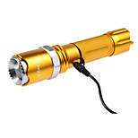 U`King ZQ-X924 5 Mode 1200LM Rechargeable 18650 self-defense LED Flashlights
