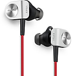 Meizu EP51 Sports Bluetooth Stereo Headset wireless earphone APT-X Noise Cancelling With MIC Aluminium Alloy(Red/White)