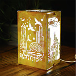 1PC LED Creative Handwork Birthday Present Valentine Nterior Decoration Night Light