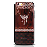 Dream Lace Series TPU Material Effect Woodcut  Phone Case for iPhone 6/6 S /6 Plus/6S Plus (Assorted Colors)