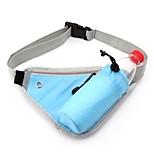 Поясные сумки Пояс с кармашком для фляги Пояс Чехол для Велосипедный спорт/Велоспорт Бег Спортивные сумки Многофункциональный Сумка для
