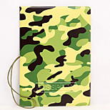 Camouflage Passport Holder