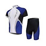 KEIYUEM ®Unisex Cycling Clothing Suits Short Sleeve Bike Spring / SummerWaterproof / Breathable / Quick Dry Waterproof