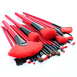 24Pcs Professional Makeup Brush Sets