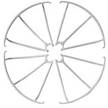 MJX X101-2 White Plastic Propeller Guards 1 Piece