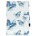 Body collant Support de Carte / résister / Motif Other Cuir PU Doux Card Holder Couverture de cas pour Apple iPad Mini 4
