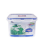 LOCK&LOCK 1/set Kitchen Kitchen Polypropylene Lunch Box 200*200*80 HPL855