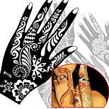 Tatuajes con Aerógrafo-Non Toxic