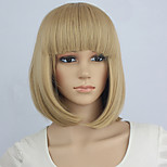 Ombre Synthetic Colours Wigs Bob Wigs Cheap Synthetic Sexy Female Short Haircut Wigs Best Natural Looking Women Wigs