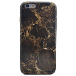 Black Marbling Pattern PU Leather Material Soft Phone Case for iPhone  6 6S  6 Plus 6S Plus