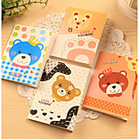 South Korean Stationery Cute Cartoon Creative Student Book