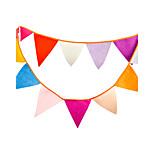 Eco-friendly Material Wedding Decorations-1Piece/Set Ornaments Wedding / Birthday Rustic Theme Orange